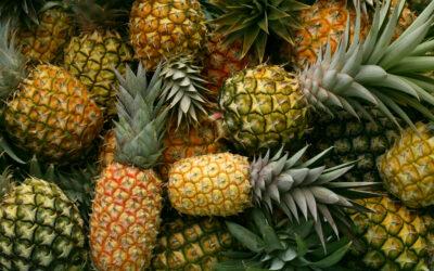 Ananas – en ernæringsmæssig supertanker